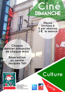 Ciné dimanche ! @ cinema : 400 coups | Angers | Pays de la Loire | France