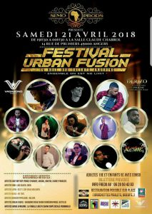 Festival URBAN FUSION @ salle claude chabrol   Angers   Pays de la Loire   France